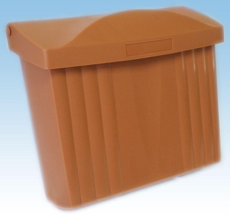 schránka NOVÁ TERACOTA poštovní 400x320x153mm