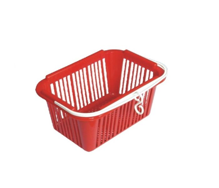 košík na kolíčky 25x17x12