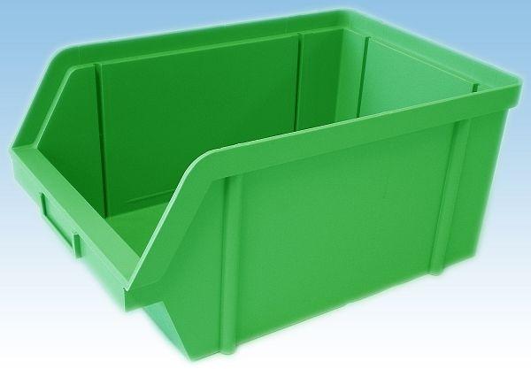 bedna  3kg zelen.zkos.15x10x7cm