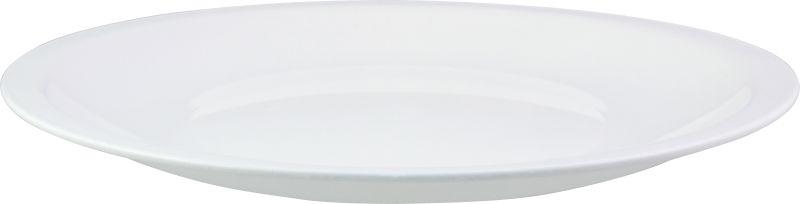 talíř d23cm mělký, plast