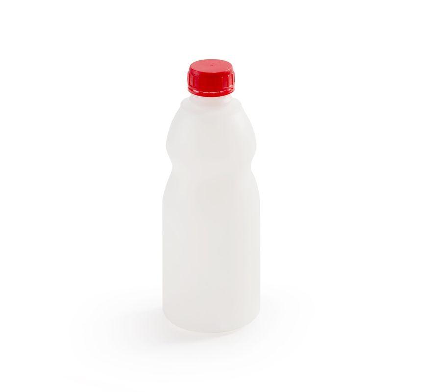 láhev+uzávěr 1l hrdlo 31mm, plast