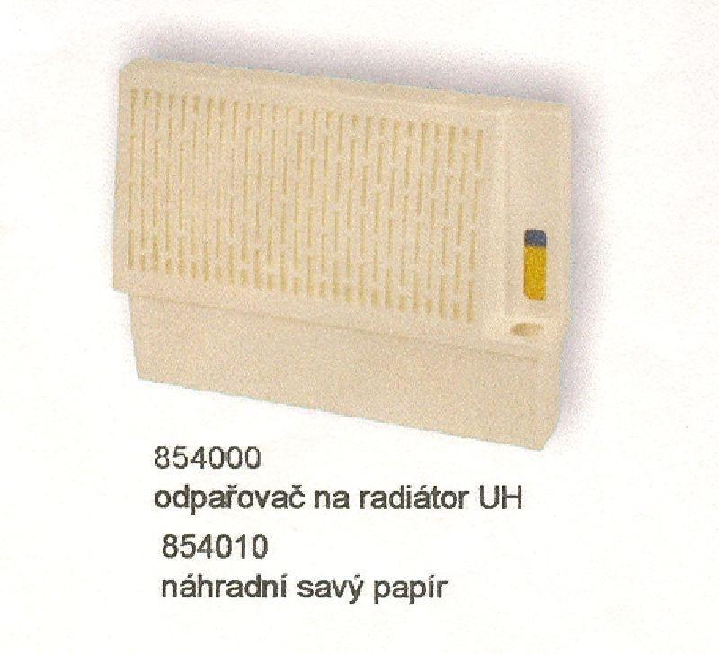 odpařovač na radiátor, plast