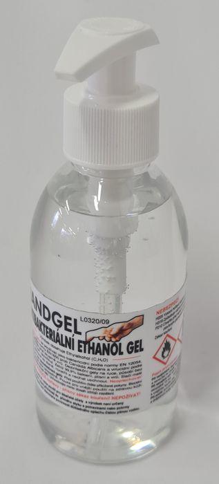 dávkovač 0,2 l typ A, hr.28mm, čirý PET plast