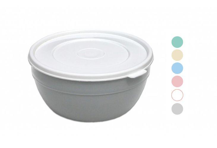 miska d13 polév.+víko, plast