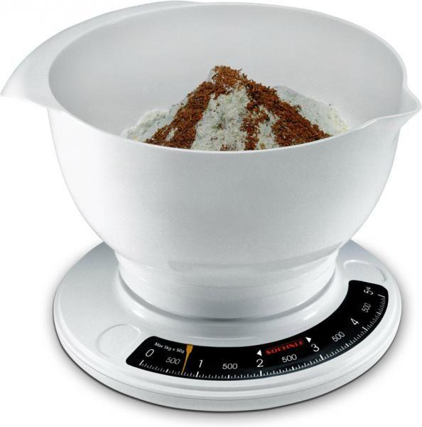 váha  5kg kuchyň.+mísa, CULINA PRO,mech.