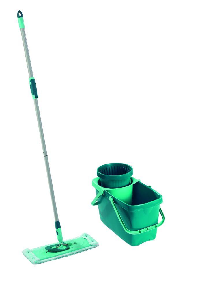 mop kompl.set CleanTwist 42cm, rotač., EXTRASOFT, XL