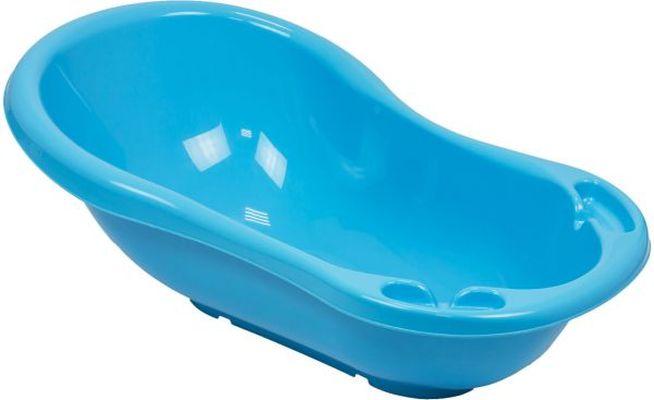 vanička  84x49x29cm modrá, plast