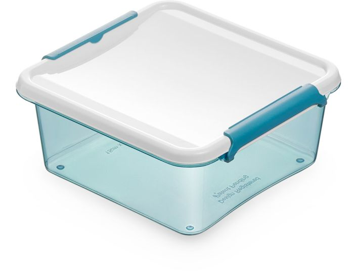 box 0,85l ARTIC LINE, 15x15x6,5cm, plast