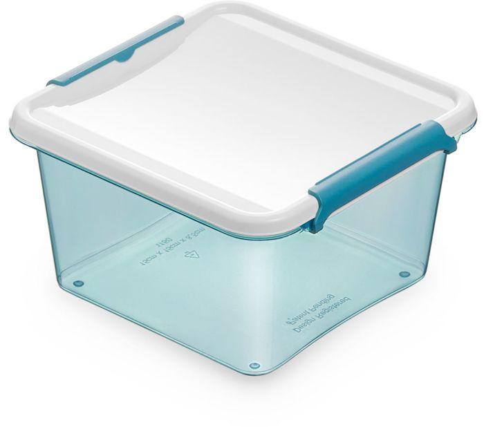 box 1,15l ARTIC LINE, 15x15x8,5cm, plast