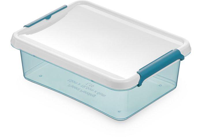 box 1,15l ARTIC LINE, 19.5x15x6,0cm, plast