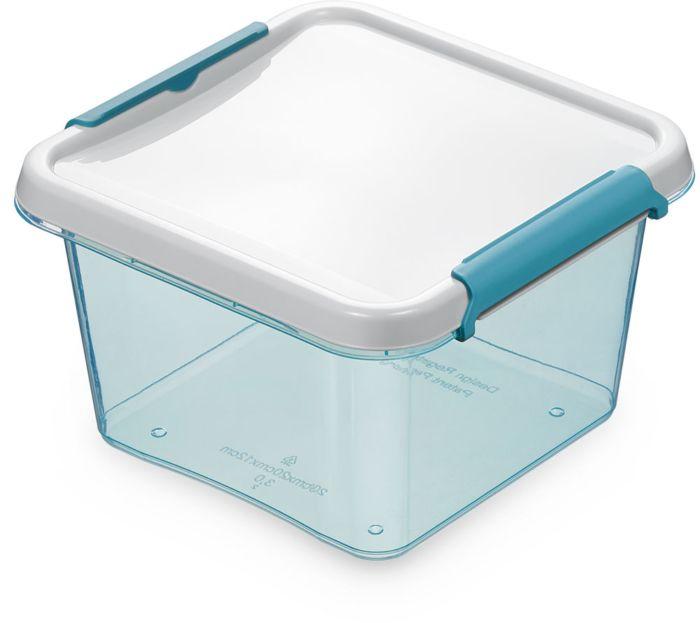 box 3,0l ARTIC LINE, 20x20x12cm, plast