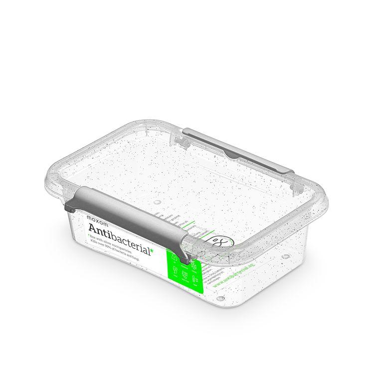 zdravý nanobox 0,35 l 15x9,5x4,5cm,transp.plast