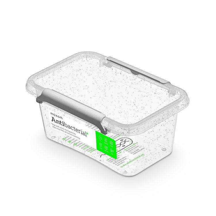 zdravý nanobox 0,50 l 15x9,5x6,5cm,transp.plast