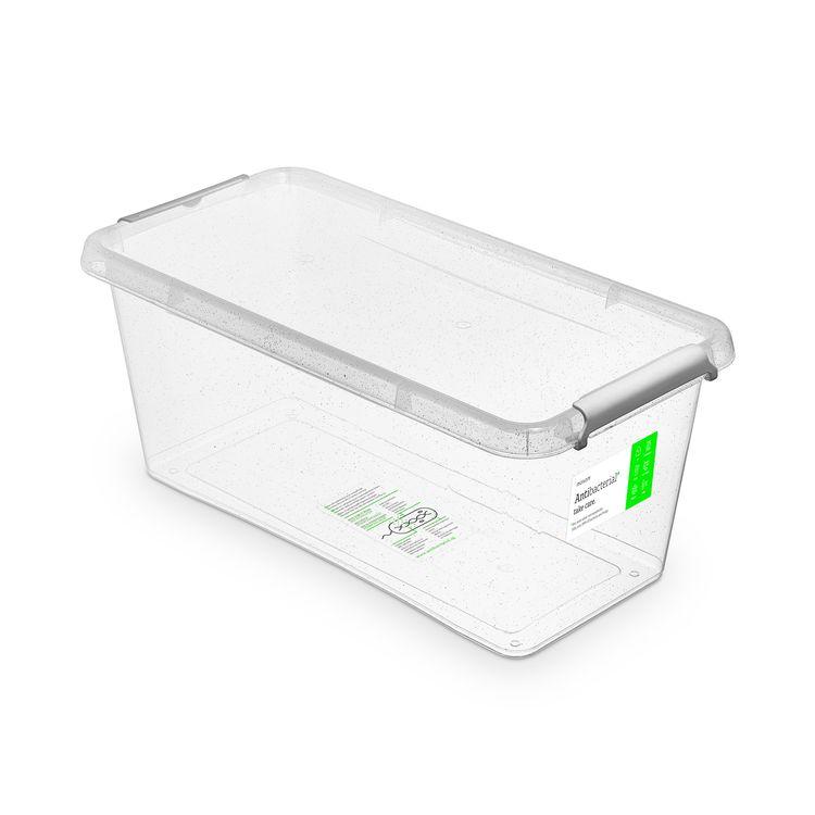 antibakter.box  8,0 l 40x20x16,5cm,transp.plast