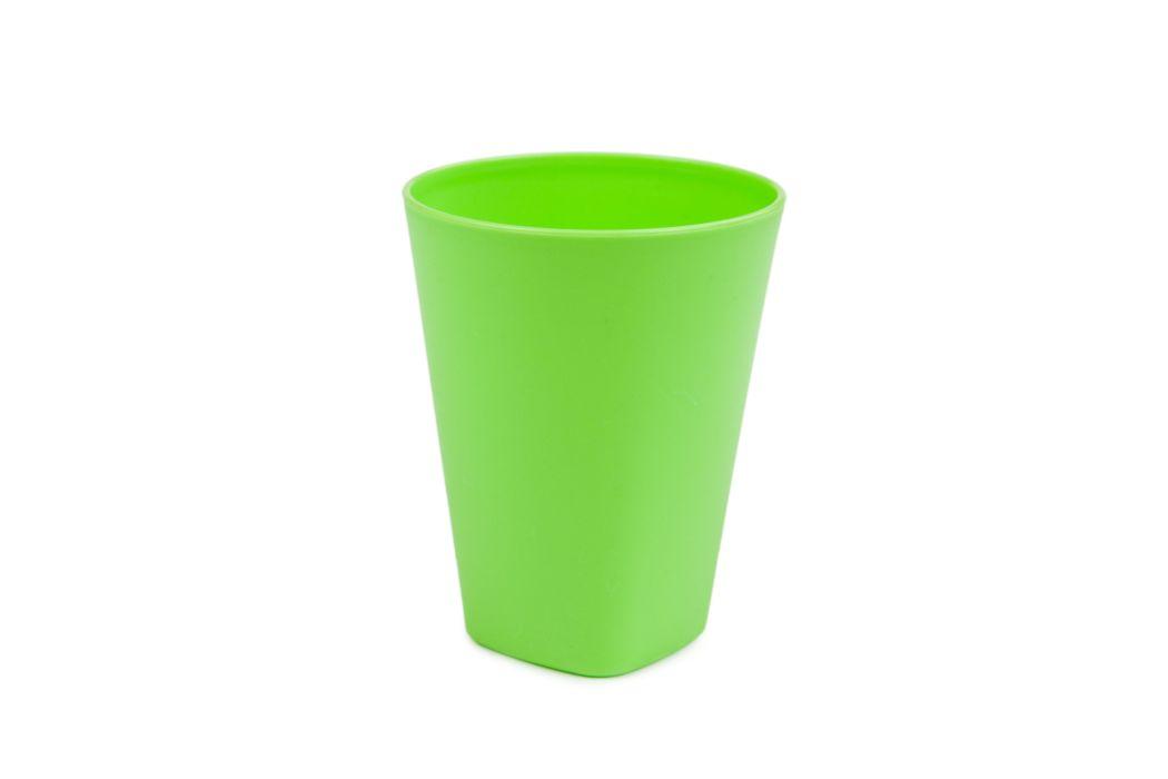kelímek 0,33l FUNNY zelený 8x10cm, plast