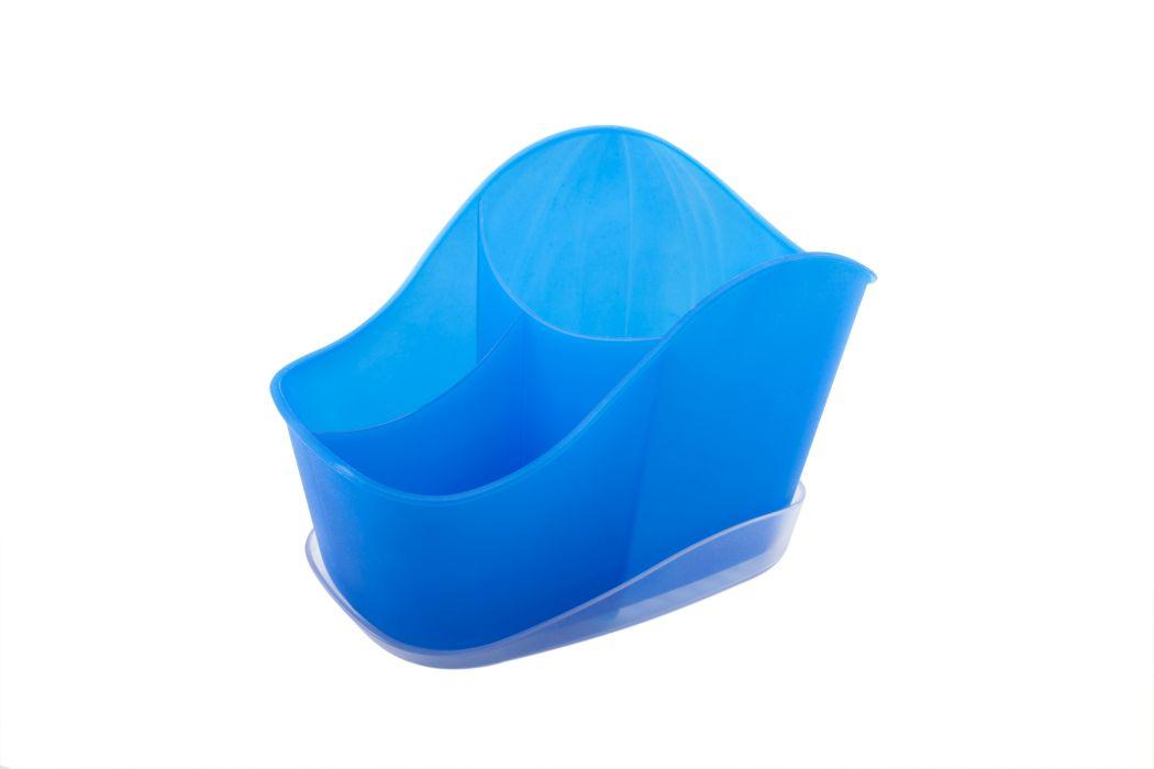 odkapávač příb. TEO modrý 20,3x12,6x13,7cm