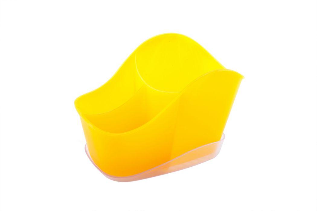 odkapávač příb. TEO žlutý 20,3x12,6x13,7cm