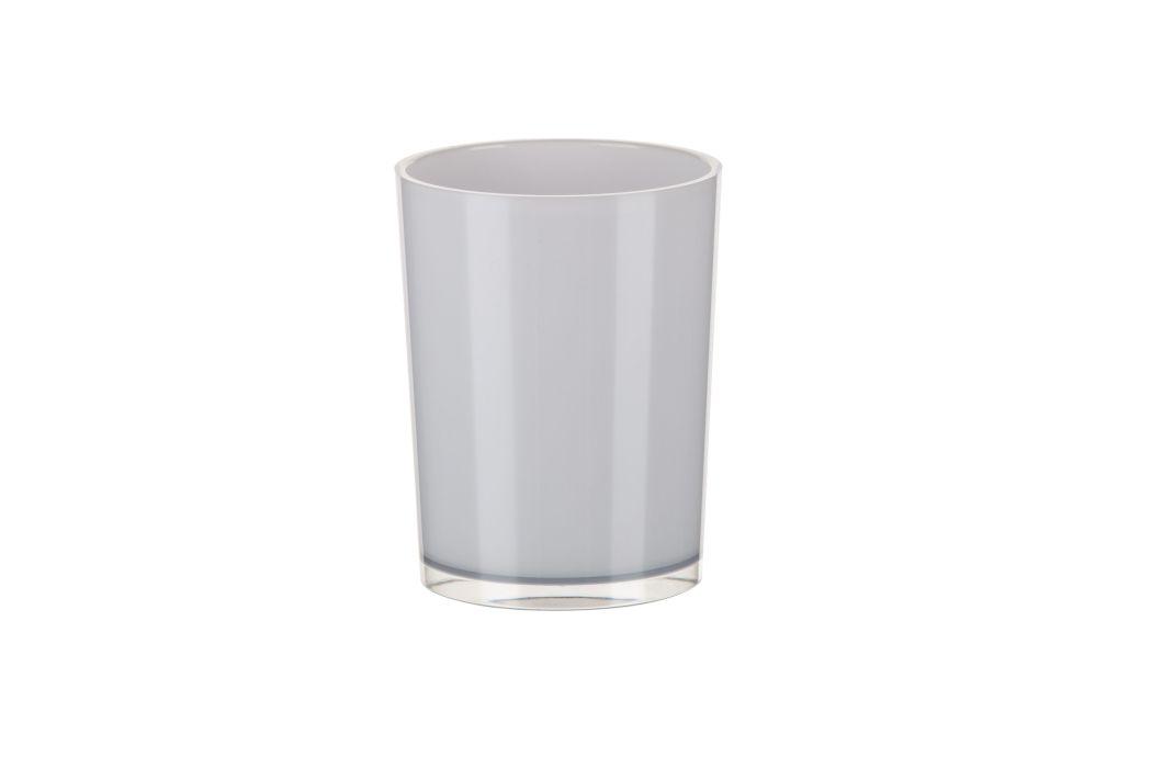 kelímek 0,3l JOLI bílý 7,8x10cm, trans.plast