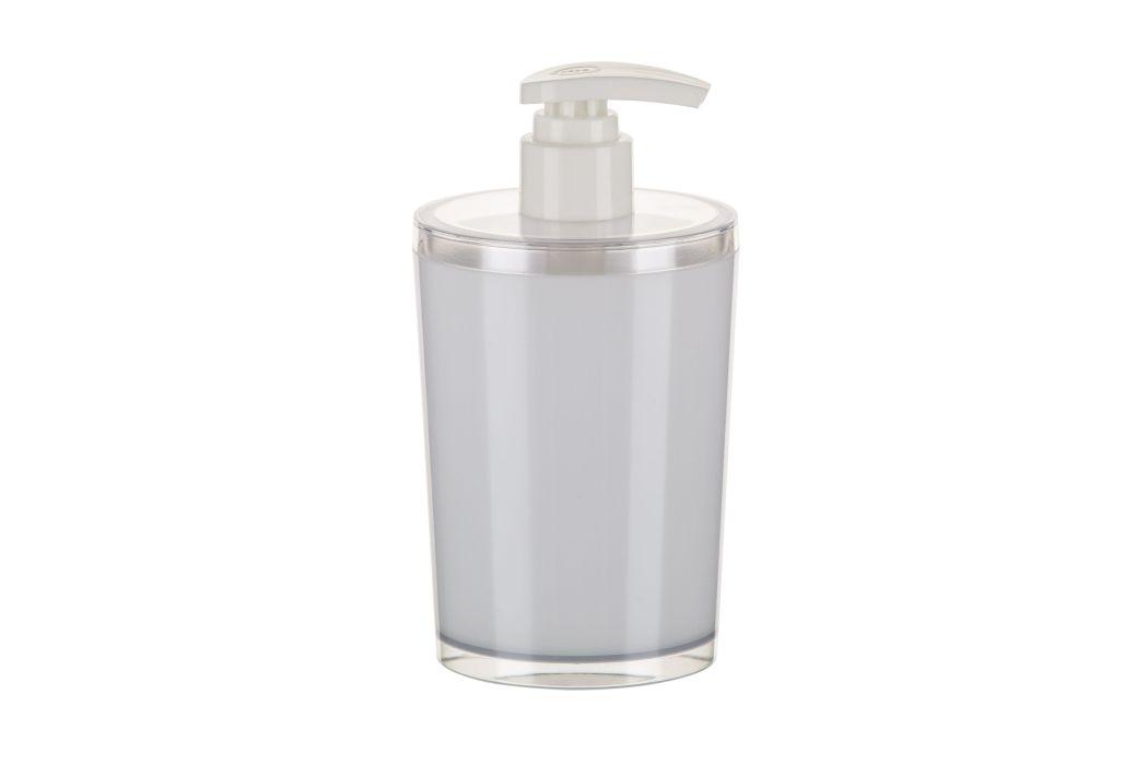 dávkovač 0,30l mýdla JOLI bílý 7,8x16,6cm