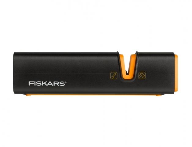 ostřič-120740-Xsharp-seker+nožů FISKARS