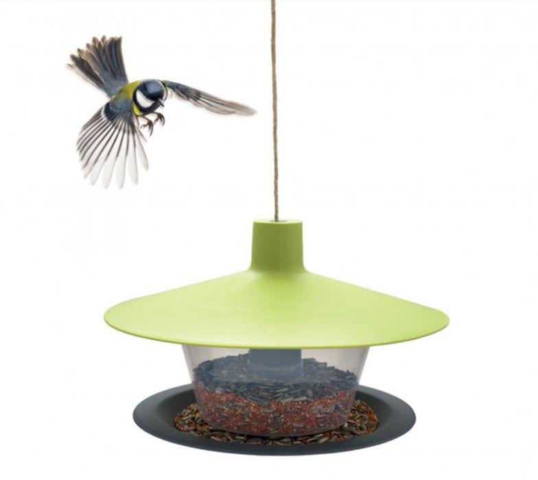 krmítko FINCH-zelené pro ptáky, karton