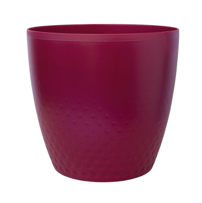 obal d30cm Perla vínová