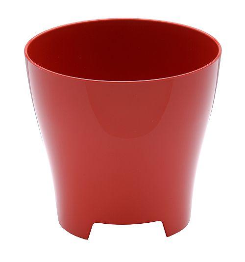 obal d22cm LUNA červená