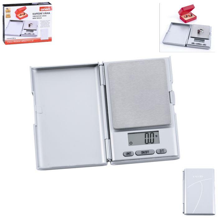 váha  0,5kg mini-digitální
