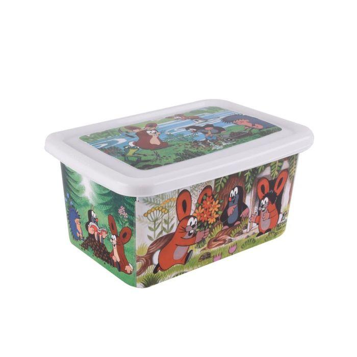 box  8l KRTEK, dětský 33x23,5x15 cm
