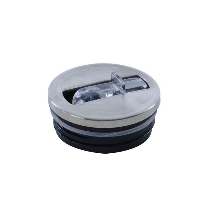ND-uzávěr termoplechovky 0,5l d63mm