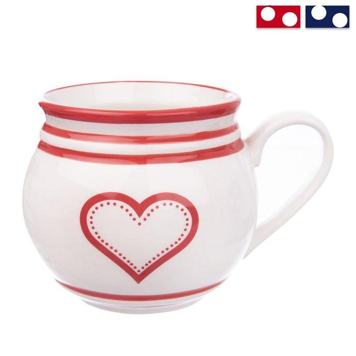hrnek 1,00l MIX DEKOR KRAJÁČ,keramika
