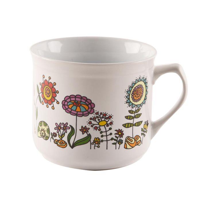 hrnek 500ml VAŘÁK-KYTKY, keramika