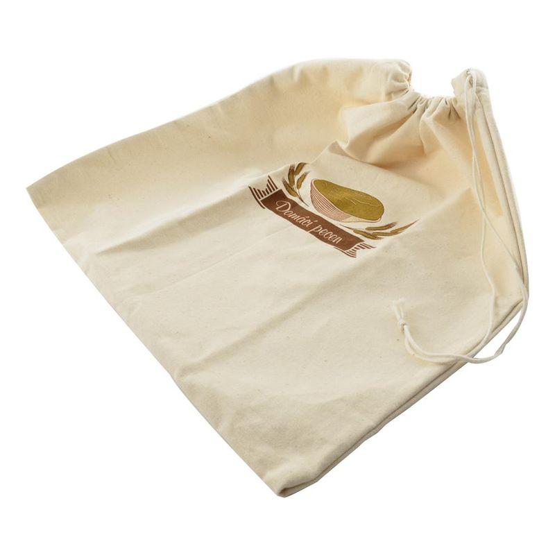 pytel-vak na chléb 40x40cm, bavlna
