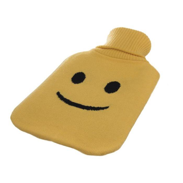 termofor 1,5l SMAJLÍK-úsměv, obal úplet