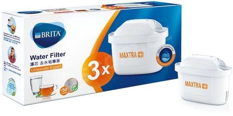 filtr 3ks MAXTRA plus-hard water- na konvice BRITA PACK