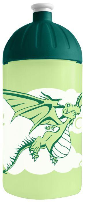 FreeWater lahev 0,5l Drak zelená