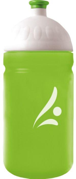 FreeWater lahev 0,5l LOGO zelená