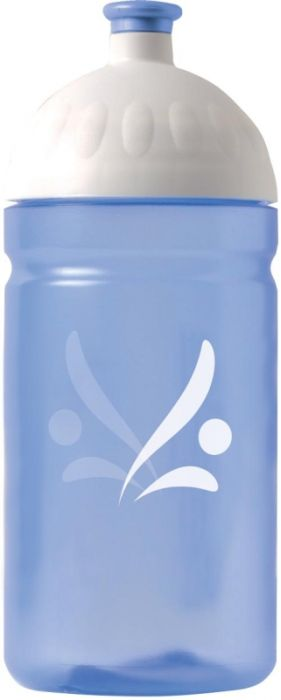 FreeWater lahev 0,5l LOGO modrá