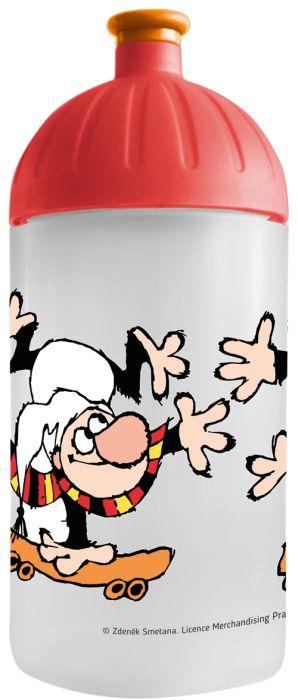 FreeWater lahev 0,5l Křemílek+Vo.,SKATE-červená