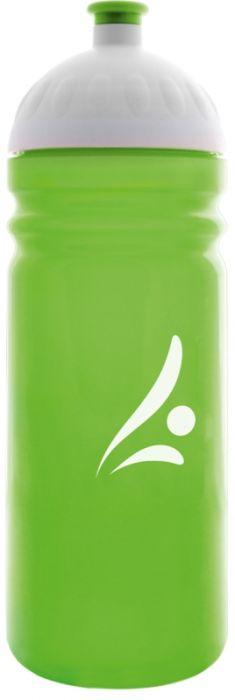 FreeWater lahev 0,7l LOGO zelená