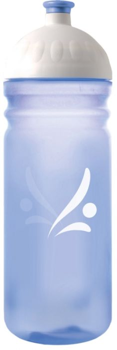 FreeWater lahev 0,7l LOGO modrá