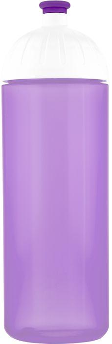 FreeWater lahev 0,7l FIALOVÁ+víčko bílé