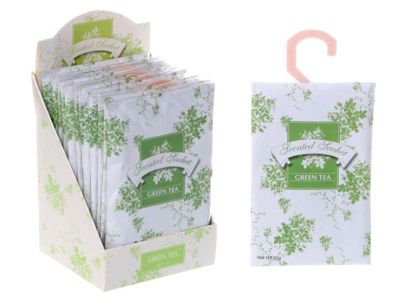 sáček vonný 20g zelený čaj