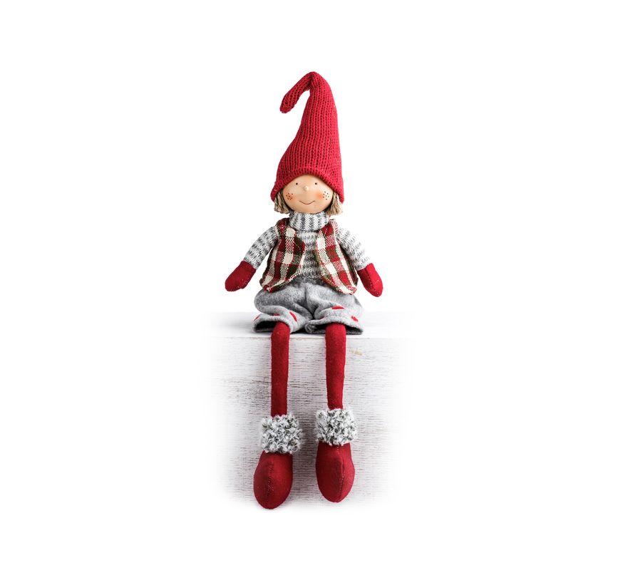 figurka 58cm nohat textil, vnoźnˇ
