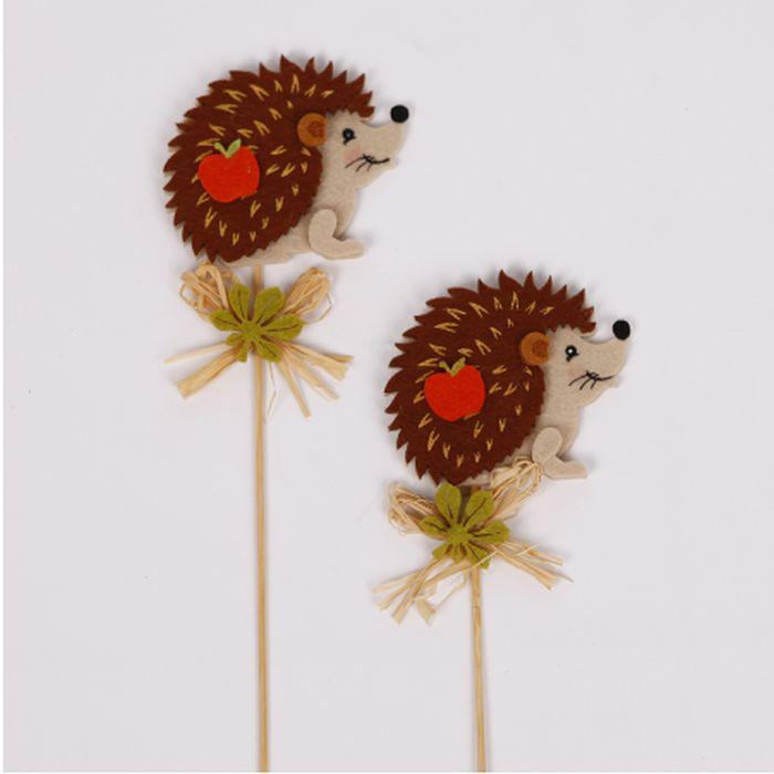ježek-2ks-8/30cm, zápich, filc