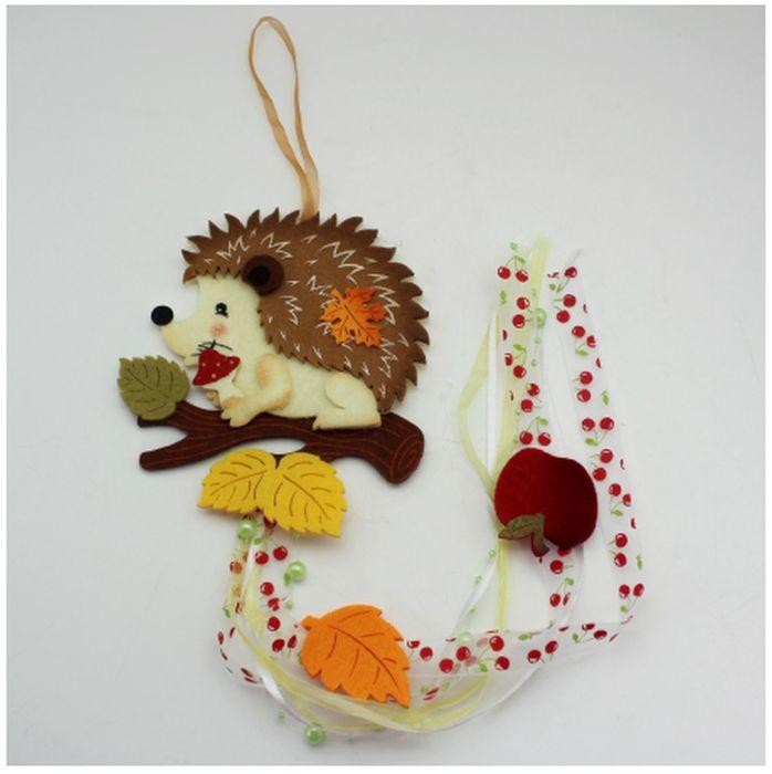 ježek 65cm, závěs, filc