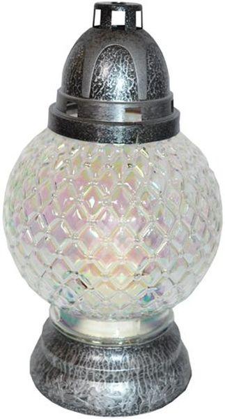 svíčka  1ks LAMPION LA12/16 25cm, 100g, hřbit.