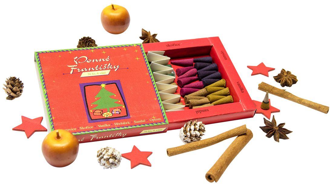 františek-36ks-vánoční v krabičce