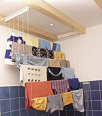 sušák 120cm IDEAL strop.6Tyčí