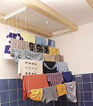 sušák 9,6m IDEAL strop., 6tyčí 1,6m